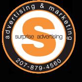 Surprise Advertising